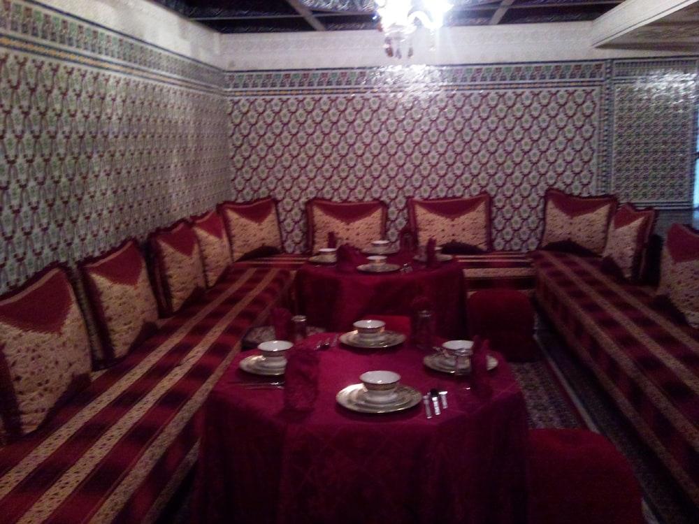 모로칸 하우스 호텔 카사블랑카(Moroccan House Hotel Casablanca) Hotel Image 2 - Lobby Sitting Area