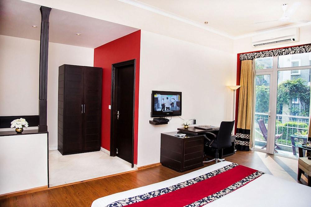 만트라 아말타스(Mantra Amaltas) Hotel Image 14 - Guestroom