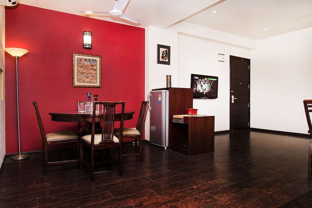만트라 아말타스(Mantra Amaltas) Hotel Image 17 - Living Area