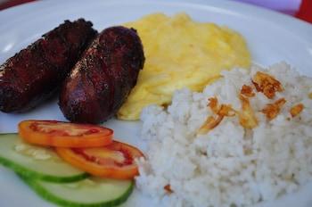Busuanga Island Paradise Breakfast Meal