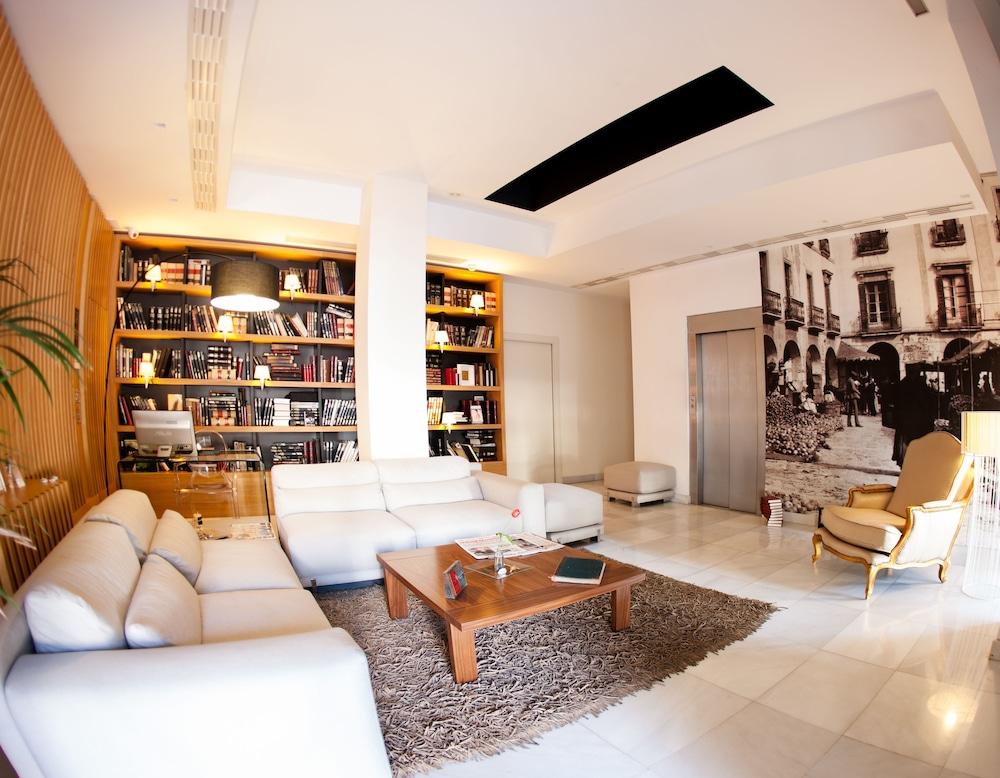 아이레 호텔 앤드 에인션트 배스(Aire Hotel & Ancient Baths) Hotel Image 4 - Lobby Lounge