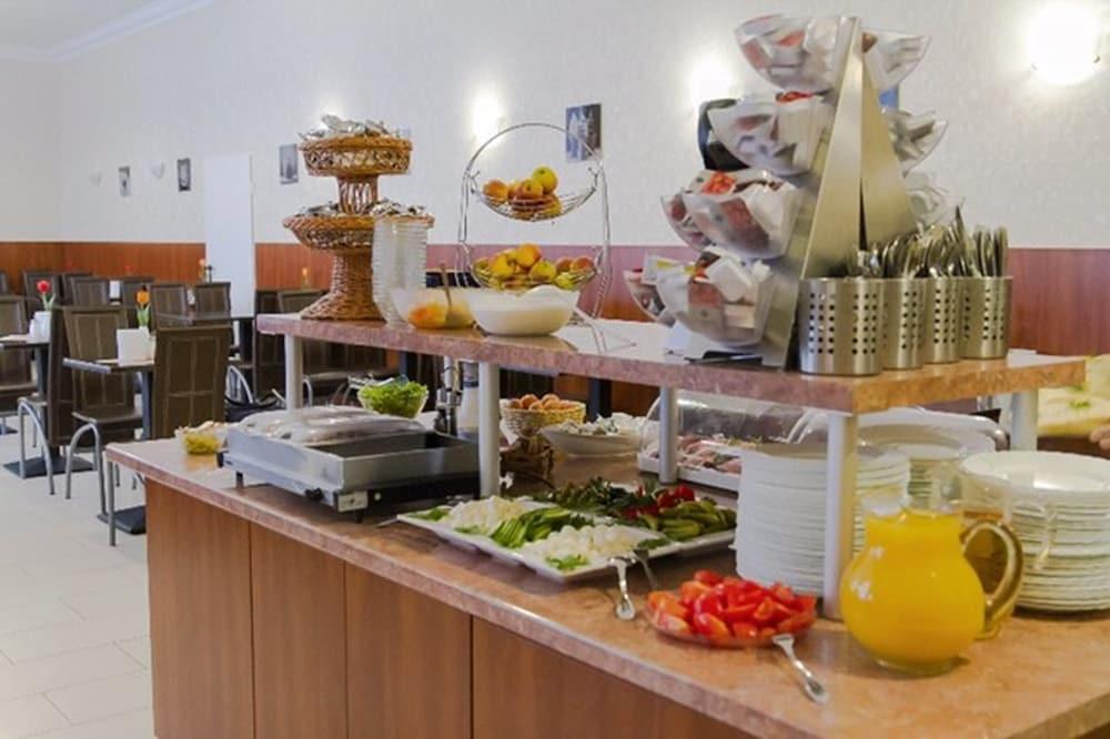 호텔 레벤스퀠 암 체크포인트 찰리 베를린(Hotel LebensQuelle am Checkpoint Charlie Berlin) Hotel Image 35 - Breakfast Area
