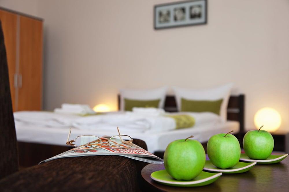 호텔 레벤스퀠 암 체크포인트 찰리 베를린(Hotel LebensQuelle am Checkpoint Charlie Berlin) Hotel Image 5 - Guestroom