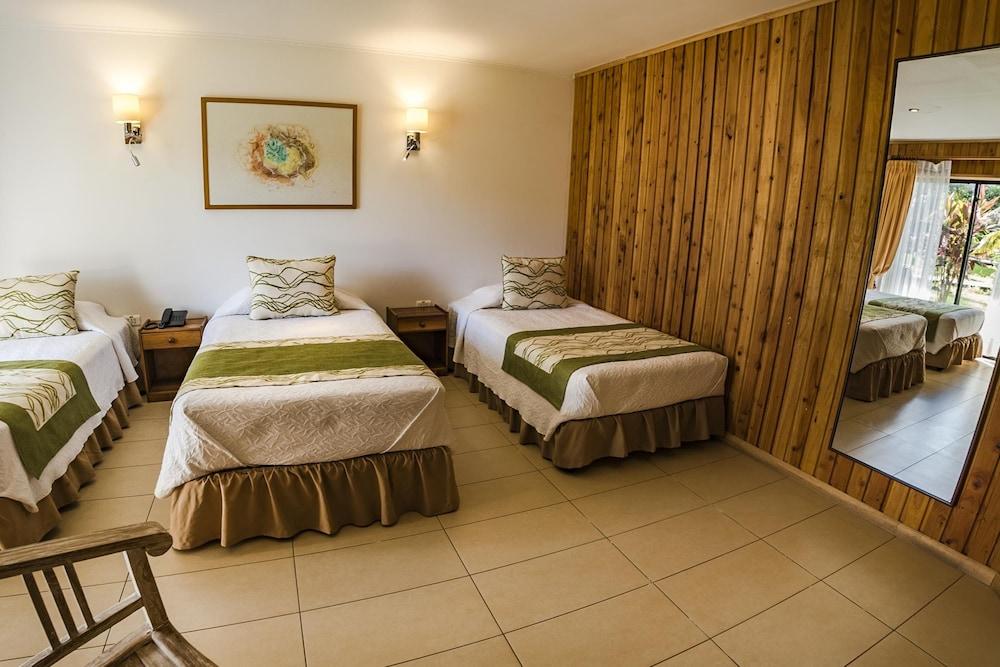 타하 타이 호텔(Taha Tai Hotel) Hotel Image 11 - Guestroom