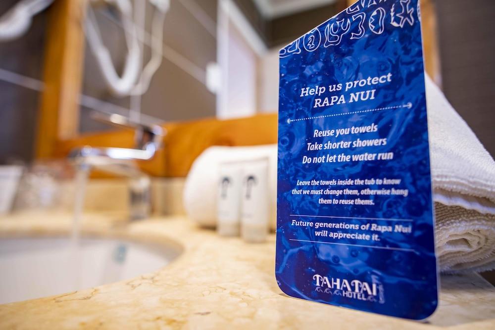 타하 타이 호텔(Taha Tai Hotel) Hotel Image 33 - Bathroom