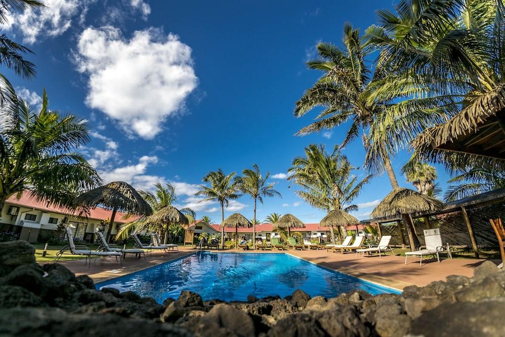 타하 타이 호텔(Taha Tai Hotel) Hotel Image 39 - Outdoor Pool