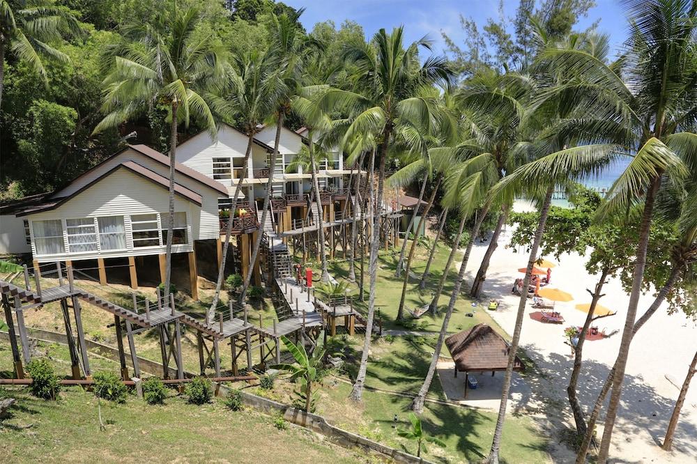마누칸 아일랜드 리조트(Manukan Island Resort) Hotel Image 45 - Beach