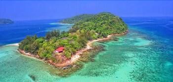 마누칸 아일랜드 리조트(Manukan Island Resort) Hotel Image 62 - Aerial View