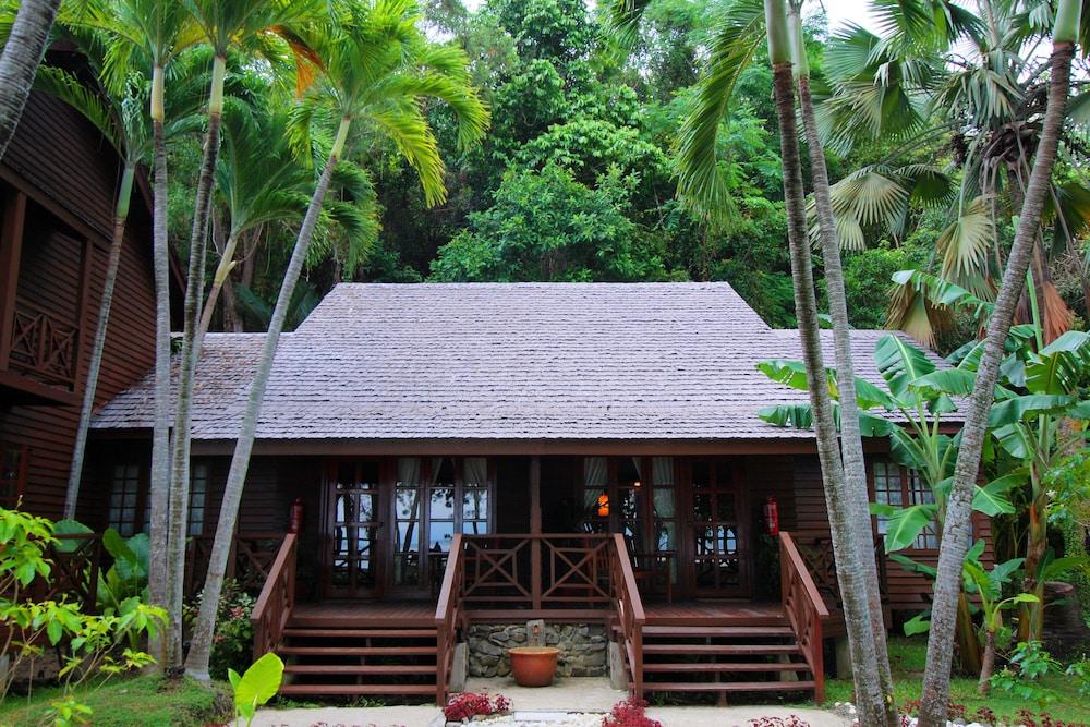 마누칸 아일랜드 리조트(Manukan Island Resort) Hotel Image 40 - Hotel Front