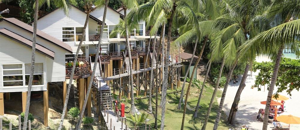 마누칸 아일랜드 리조트(Manukan Island Resort) Hotel Image 60 - Exterior