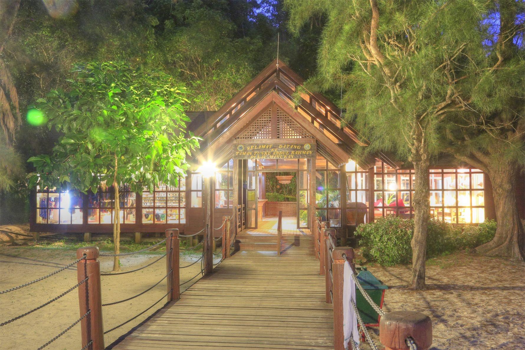 Sutera Sanctuary Lodges at Manukan Island, Kota Kinabalu