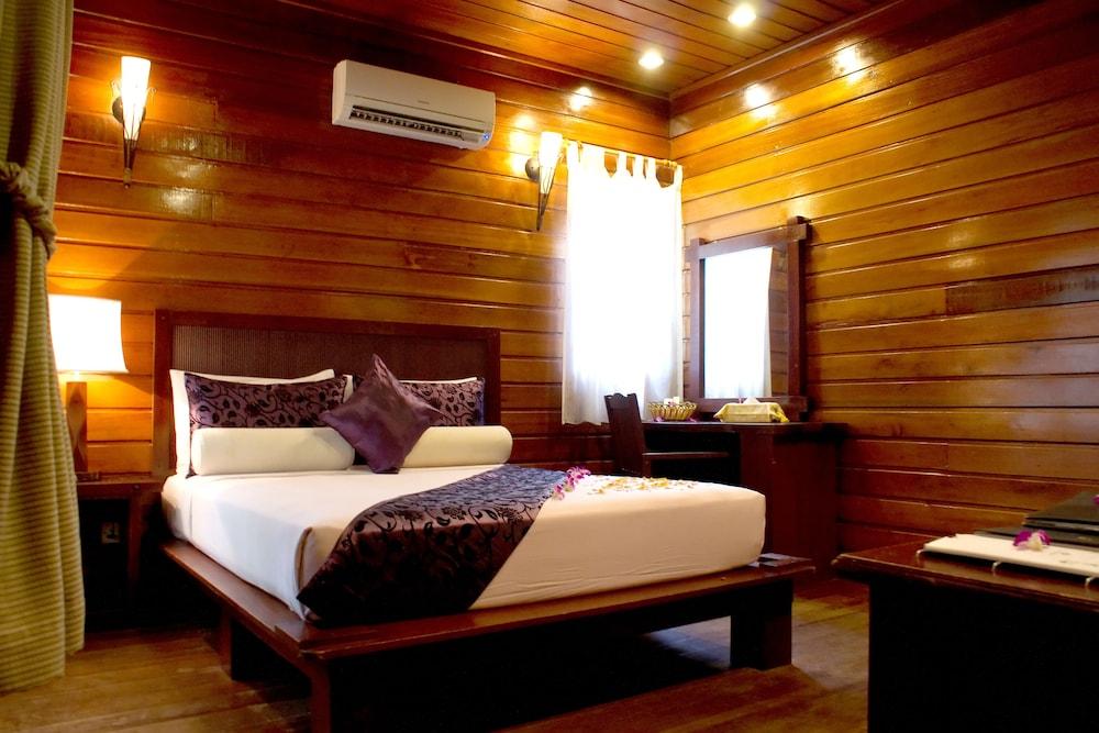마누칸 아일랜드 리조트(Manukan Island Resort) Hotel Image 4 - Guestroom