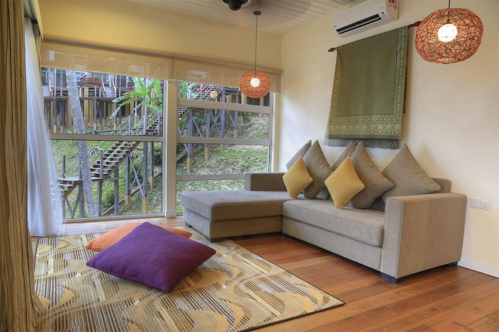 마누칸 아일랜드 리조트(Manukan Island Resort) Hotel Image 19 - Living Area