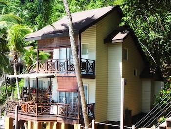 마누칸 아일랜드 리조트(Manukan Island Resort) Hotel Image 48 - Terrace/Patio