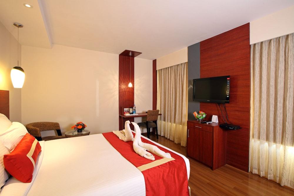 옥타브 호텔 & 스파 사르자푸르 로드(Octave Hotel & Spa Sarjapur Rd) Hotel Image 3 - Guestroom