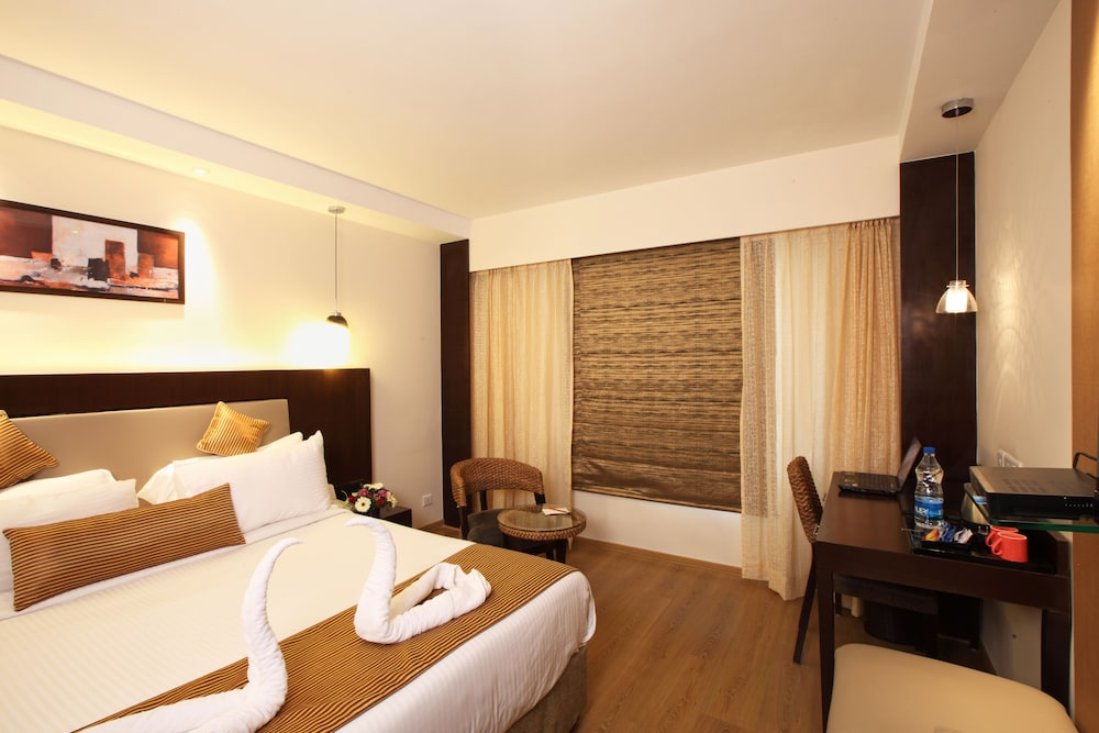 옥타브 호텔 & 스파 사르자푸르 로드(Octave Hotel & Spa Sarjapur Rd) Hotel Image 10 - Guestroom