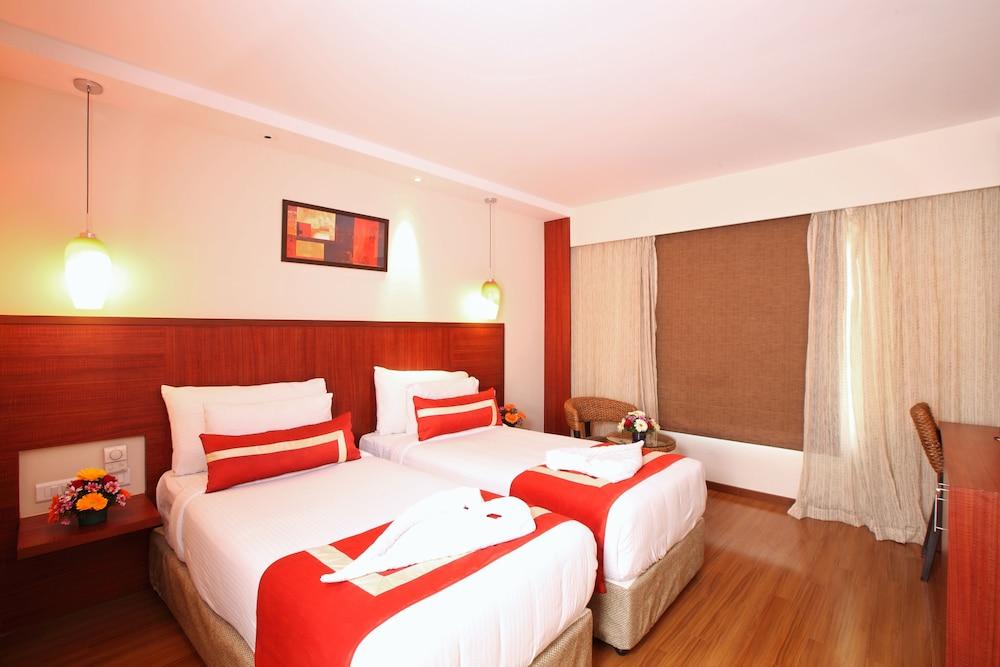 옥타브 호텔 & 스파 사르자푸르 로드(Octave Hotel & Spa Sarjapur Rd) Hotel Image 4 - Guestroom