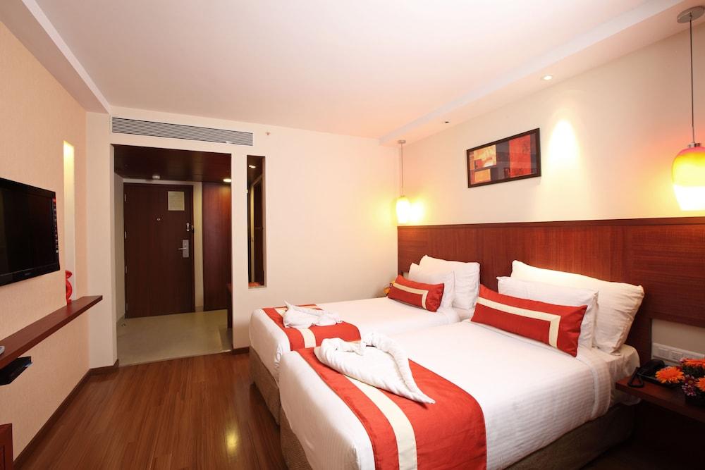 옥타브 호텔 & 스파 사르자푸르 로드(Octave Hotel & Spa Sarjapur Rd) Hotel Image 7 - Guestroom