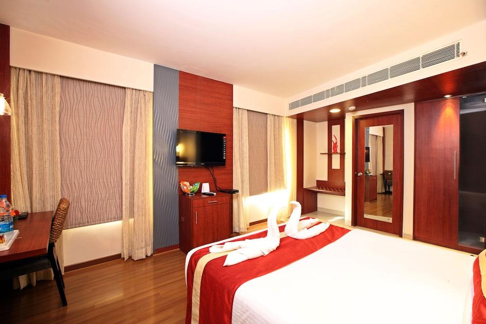 옥타브 호텔 & 스파 사르자푸르 로드(Octave Hotel & Spa Sarjapur Rd) Hotel Image 5 - Guestroom