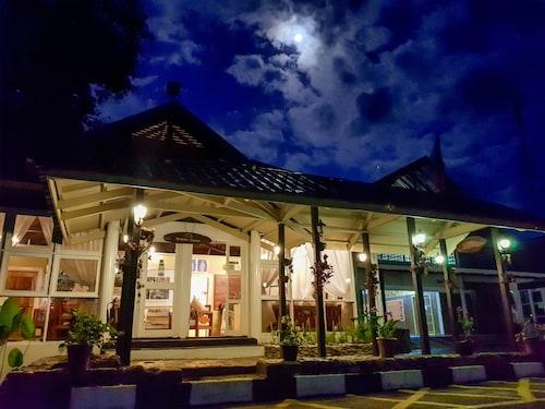 . Sutera Sanctuary Lodges at Poring Hot Springs