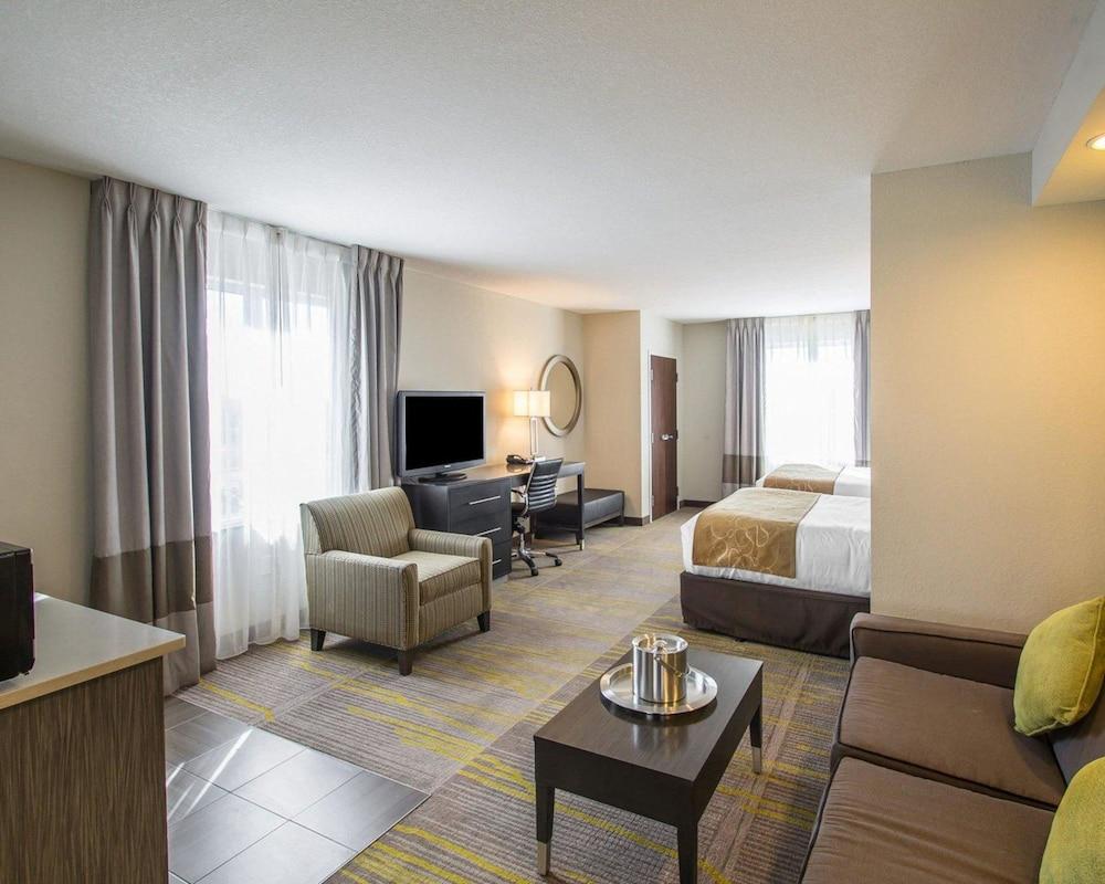 컴포트 스위트 마이애미 에어포트 노스(Comfort Suites Miami Airport North) Hotel Image 9 - Guestroom