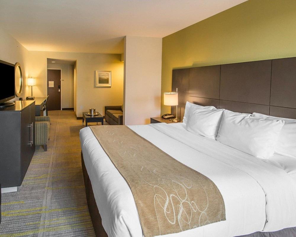 컴포트 스위트 마이애미 에어포트 노스(Comfort Suites Miami Airport North) Hotel Image 21 - Guestroom
