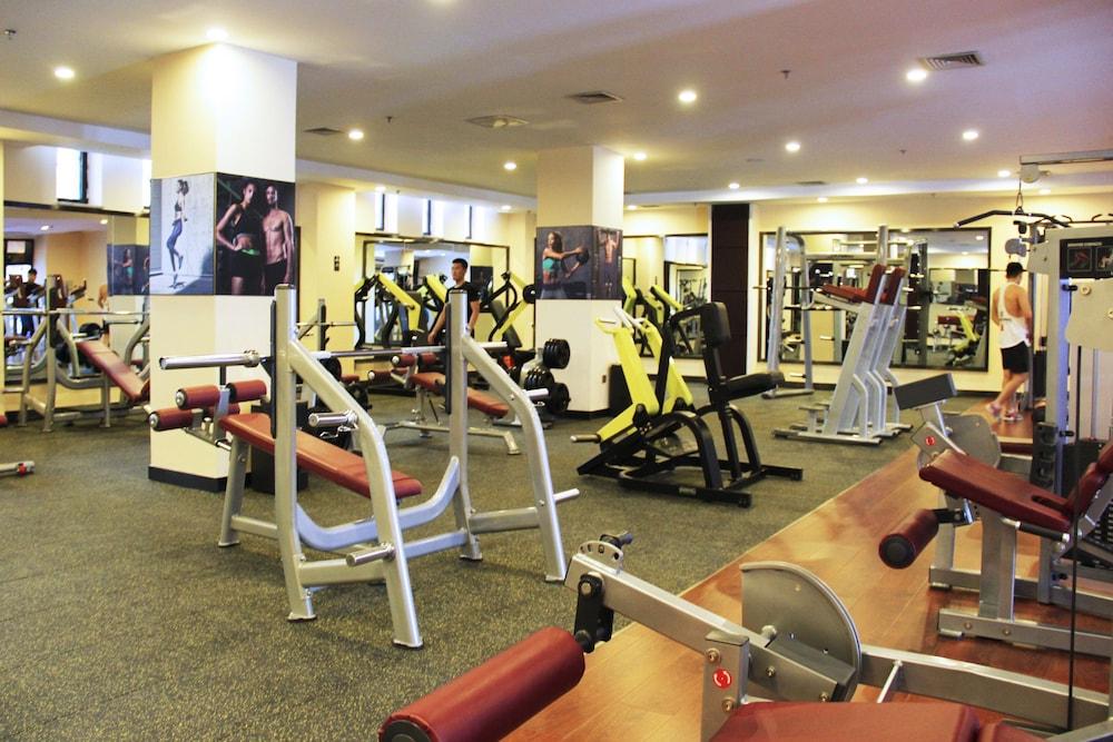 마리팀 호텔 셴양(Maritim Hotel Shenyang) Hotel Image 39 - 운동실