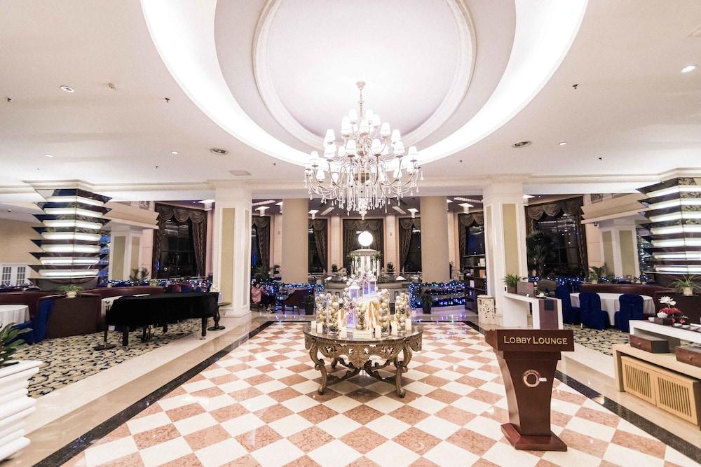 마리팀 호텔 셴양(Maritim Hotel Shenyang) Hotel Image 47 - 아침 식사 공간