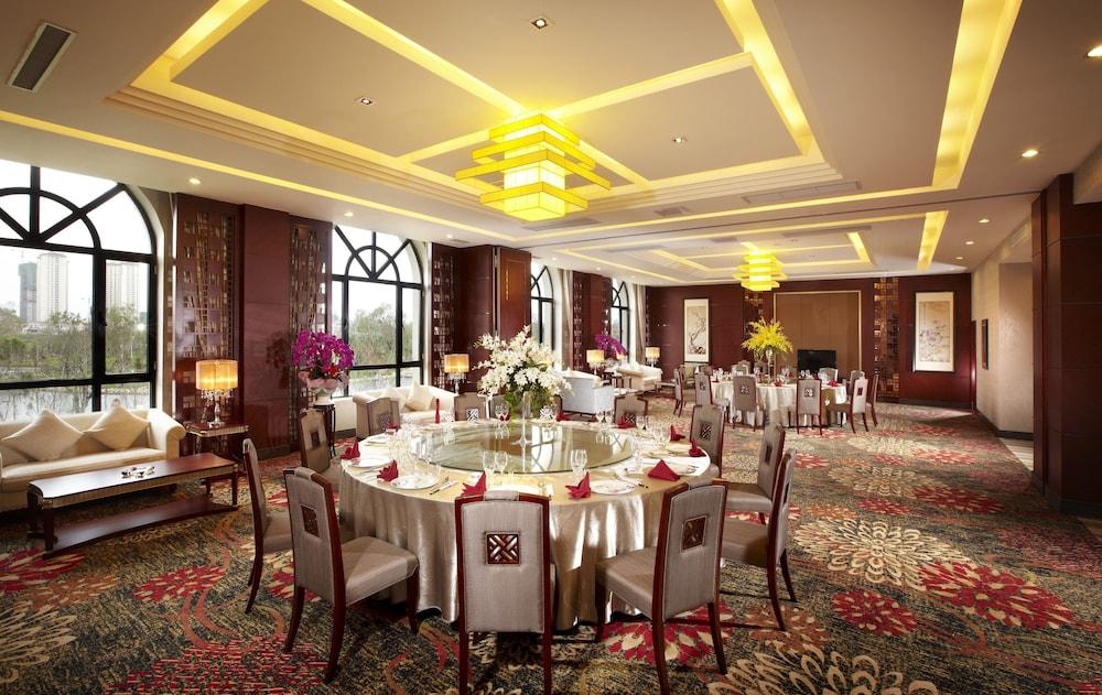 마리팀 호텔 셴양(Maritim Hotel Shenyang) Hotel Image 48 - 레스토랑