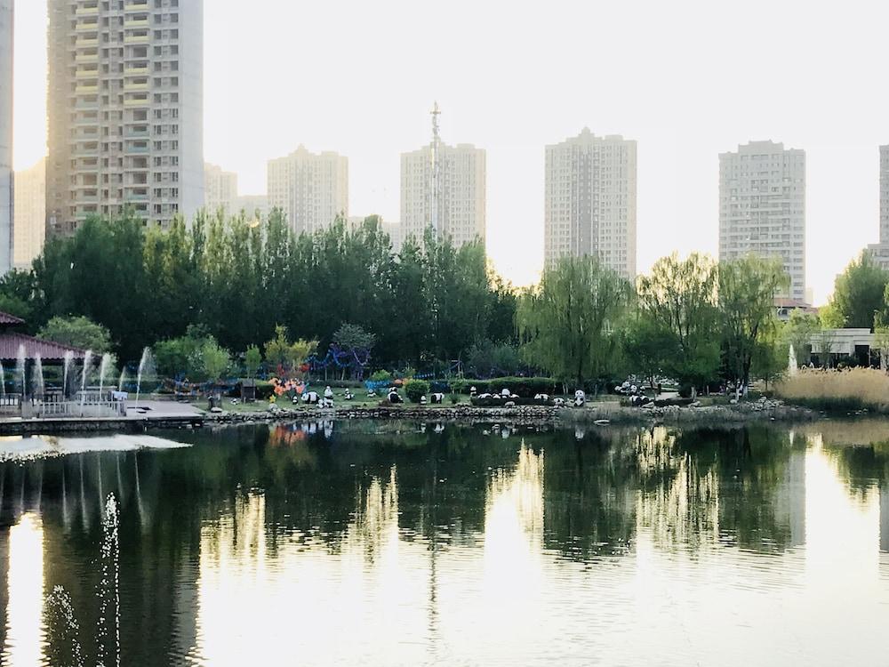 마리팀 호텔 셴양(Maritim Hotel Shenyang) Hotel Image 64 - 호텔에서의 전망