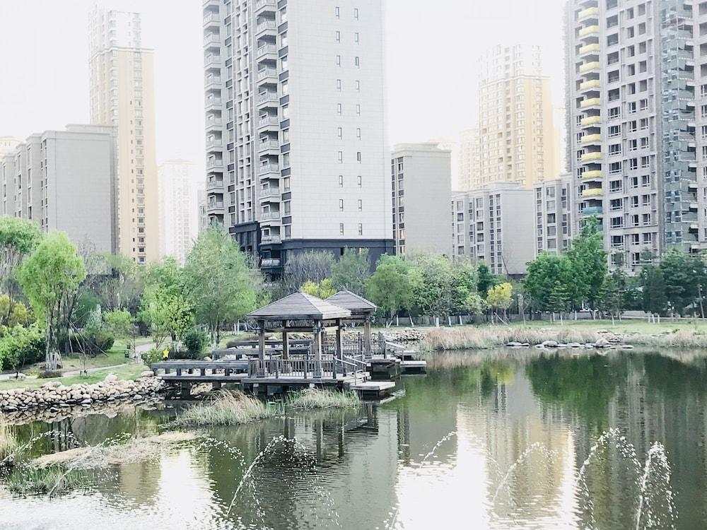 마리팀 호텔 셴양(Maritim Hotel Shenyang) Hotel Image 62 - 호텔에서의 전망
