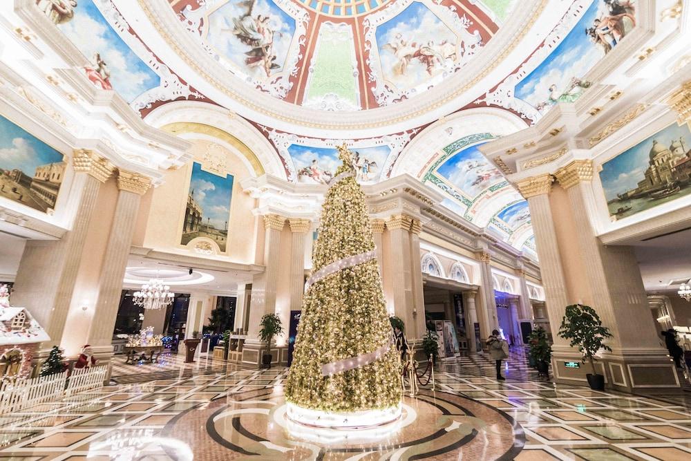 마리팀 호텔 셴양(Maritim Hotel Shenyang) Hotel Image 2 - 로비
