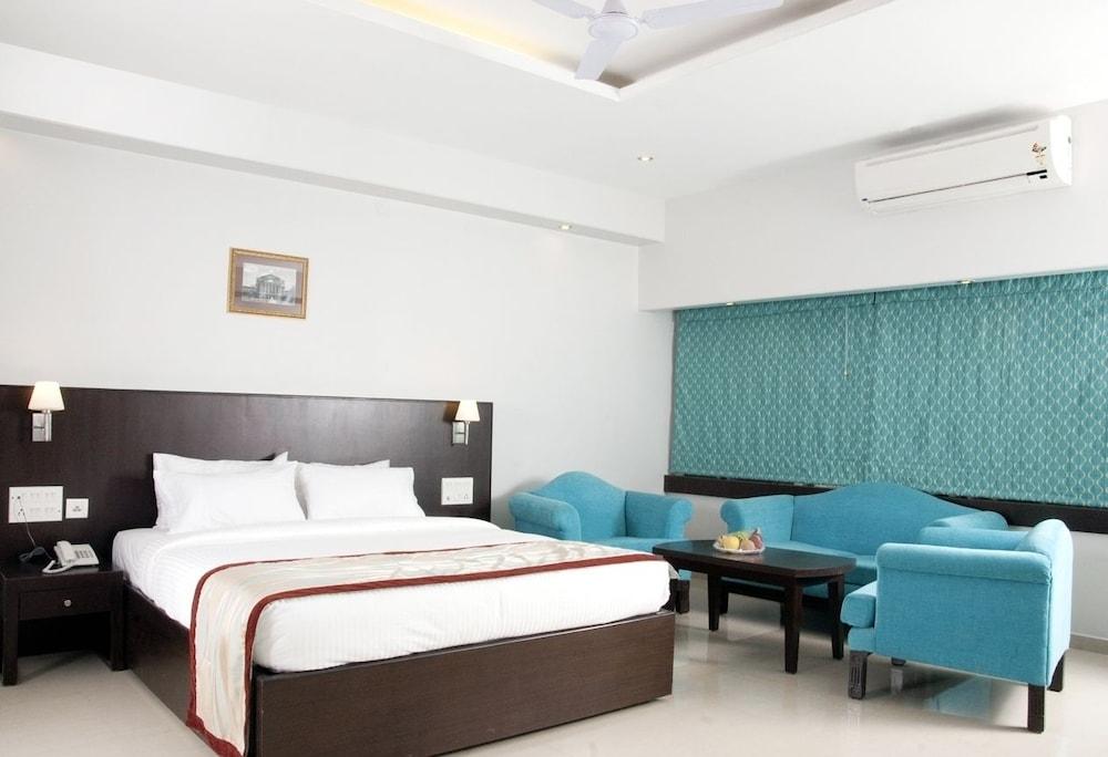 더 쿠르존 코트(The Curzon Court) Hotel Image 2 - Guestroom