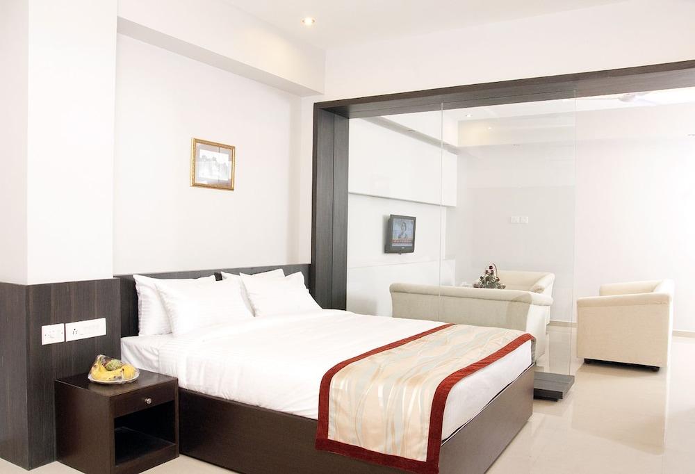 더 쿠르존 코트(The Curzon Court) Hotel Image 3 - Guestroom