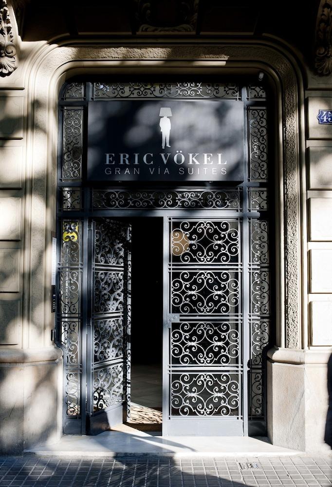 에릭 뵈켈 부티크 아파트먼트 그랑 비아 스위트(Eric Vökel Boutique Apartments Gran Vía Suites) Hotel Image 1 - Hotel Entrance