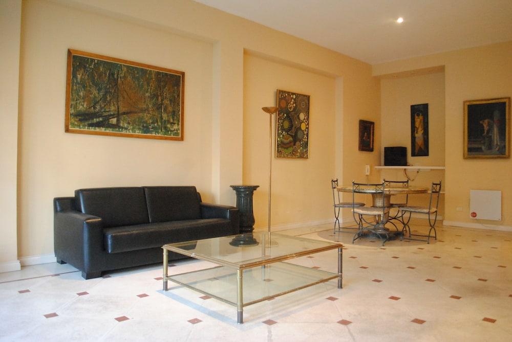 레오나르도 다 빈치 레지던스(Leonardo Da Vinci Residence) Hotel Image 121 - Living Area