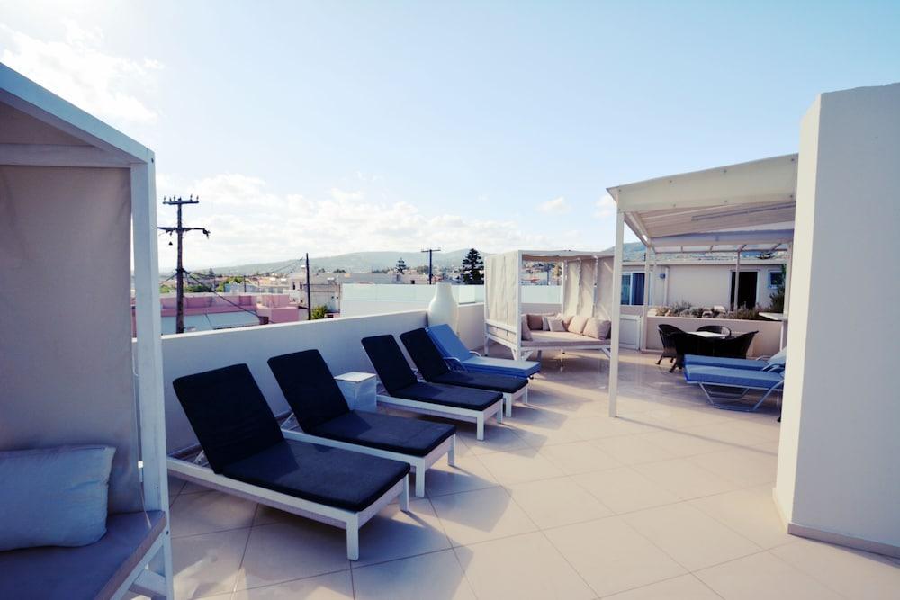디미트리오스 비치(Dimitrios Beach) Hotel Image 46 - Sundeck