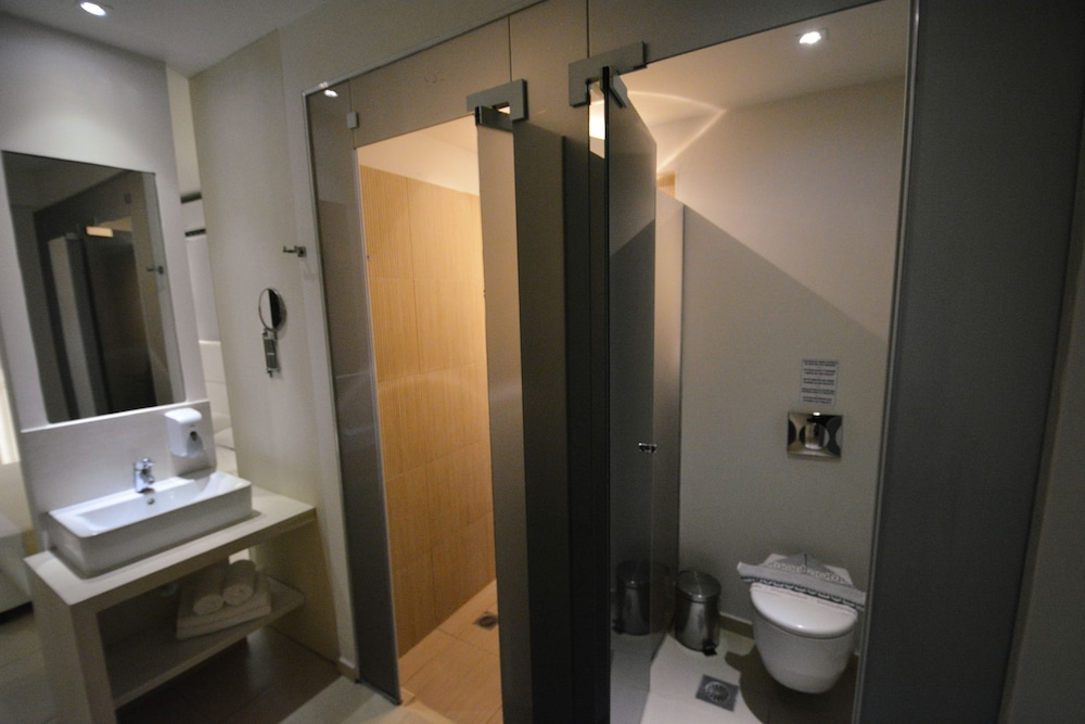 디미트리오스 비치(Dimitrios Beach) Hotel Image 27 - Bathroom Amenities