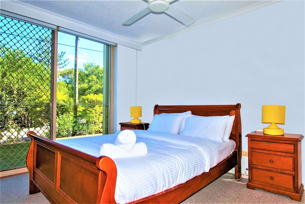 샌드 캐슬 커럼빈 비치(Sand Castles on Currumbin Beach) Hotel Image 4 - Guestroom