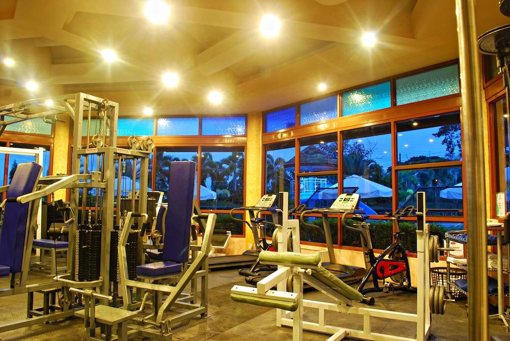 호텔 스토센버그(Hotel Stotsenberg) Hotel Image 15 - Gym