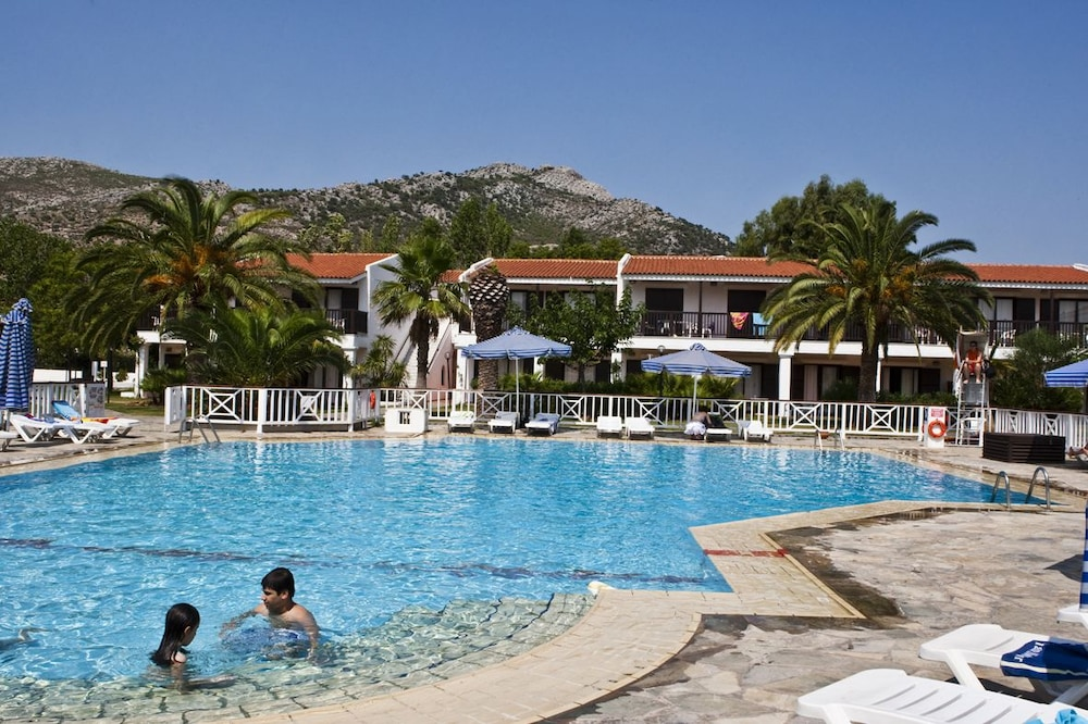 골든 코스트 호텔 & 방갈로 - 올 인클루시브(Golden Coast Hotel & Bungalows - All-Inclusive) Hotel Image 26 - Outdoor Pool