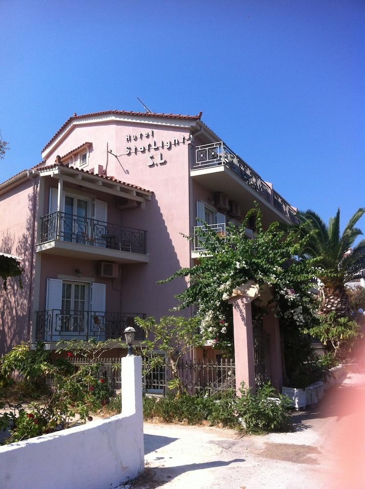 스타라이트 호텔(Starlight Hotel) Hotel Image 39 - Porch
