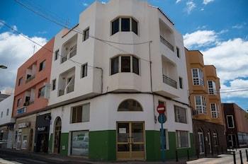 Hotel - Hostal Tamonante