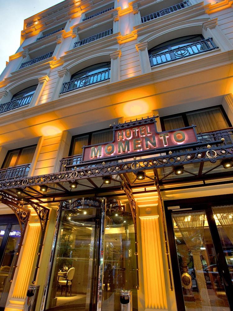 호텔 모멘토 - 스페셜 클래스(Hotel Momento - Special Class) Hotel Image 28 - Hotel Front - Evening/Night