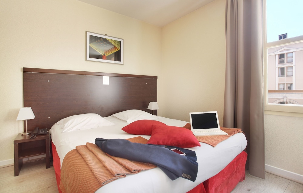 오달리스 시티 엑상프로방스 라트리움(Odalys City Aix en Provence L'Atrium) Hotel Image 9 - Guestroom