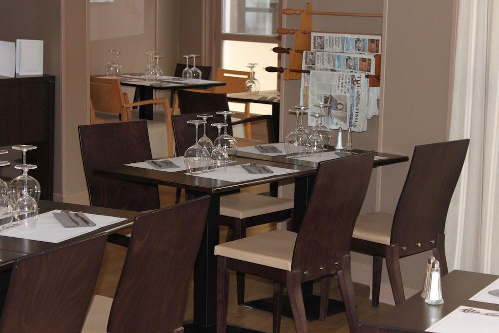 오달리스 시티 엑상프로방스 라트리움(Odalys City Aix en Provence L'Atrium) Hotel Image 21 - Restaurant