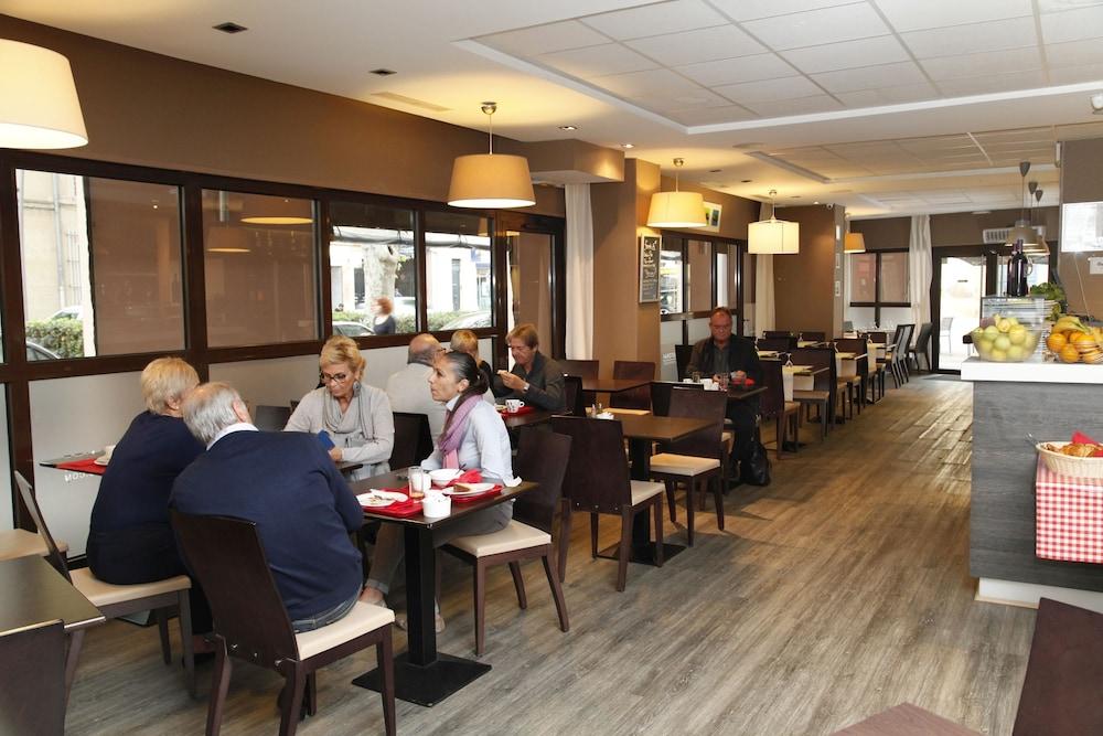 오달리스 시티 엑상프로방스 라트리움(Odalys City Aix en Provence L'Atrium) Hotel Image 20 - Restaurant