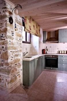 애게안 다이아몬드 부티크 빌라(Aegean Diamonds Boutique Villas) Hotel Image 11 - In-Room Kitchen