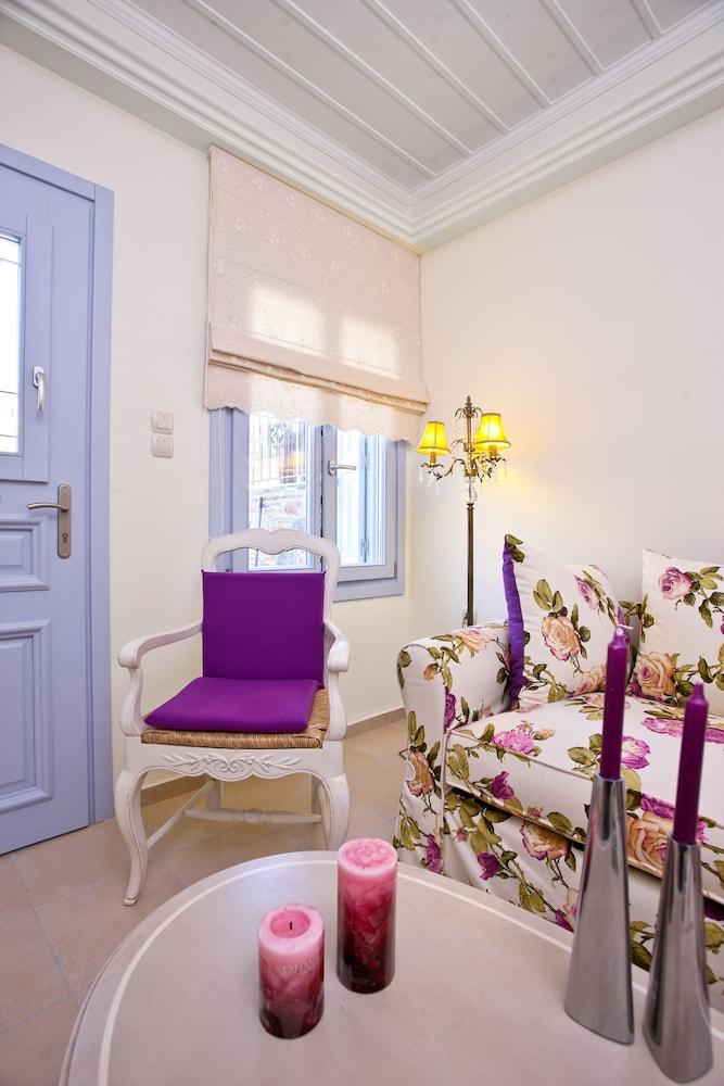 애게안 다이아몬드 부티크 빌라(Aegean Diamonds Boutique Villas) Hotel Image 8 - Guestroom