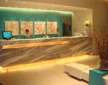 진쟝 인 창조우 올림픽 센터(Jinjiang Inn Changzhou Olympic Center) Hotel Image 12 - Reception